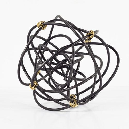 jackson brass wrap ball sphere 3
